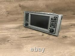 03 05 Range Rover L322 Hse Stereo Radio Navigation Display Screen Monitor Oem