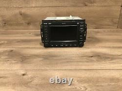 05 07 Chrysler 300 Navigation Headunit Gps Stereo 6 CD Changer Radio Mp3 Oem #2