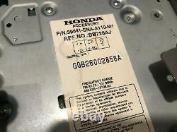 06 11 Honda CIVIC Oem Stereo Navigation Gps Map Display Screen Monitor Headunit