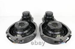 06-12 Vw Volkswagen Passat CC Dynaudio Door Speaker Tweeter Set Oem