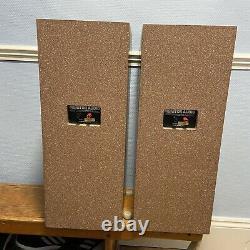 #1465 Vintage Monitor Audio System R352 Speakers
