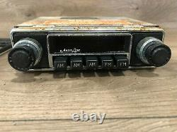 1955 1959 Mercedes Benz 190 190sl Ponton Front Astro Line Radio Am Fm Stereo Oem