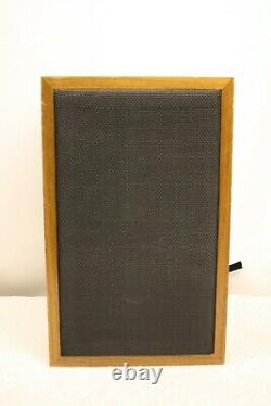 1 X Spendor Audio Systems Ls3/5a Bbc Stereo Wired Speaker Vintage
