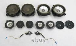 2003 Range Rover (l322) Radio Stereo Logic-7 Audio Speaker Set-13