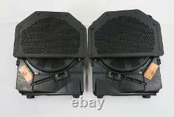 2008 BMW 335i (E90) RADIO STEREO MEDIA AUDIO LOGIC-7 SUB SUBOOFER SPEAKER SET