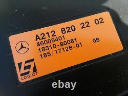 2010-2016 Mercedes E350 W212 Audio Stereo Speaker Subwoofer Harman/kardon Oem
