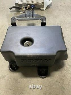 2011 2014 FORD F-150 PICKUP AUDIO STEREO RADIO SPEAKER SUBWOOFER With AMP OEM