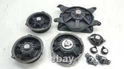 2012-2017 Audi A6 C7 Speakers Set Oem