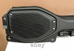 2018-2019 Jeep Wrangler JL Speaker Enclosure Alpine Sound Bar System OEM Stereo