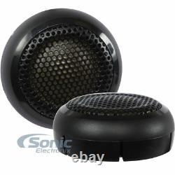 2 Polk Audio DB6502 6.5 300W 2 Way Car/Marine ATV Stereo Component Speakers