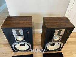 2 Sansu Classique S770 3 Way 3 Speaker Classic Vintage Music Stereo Sound System