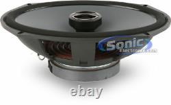 4 Alpine SPE-6090 600W RMS 6 x 9 Inch 2 Way Car Audio Power Stereo Speakers