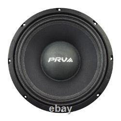 4x PRV Audio 10MB400 Mid Bass Car Stereo 10 Speaker 8 ohm 10MB PRO 1600 Watts