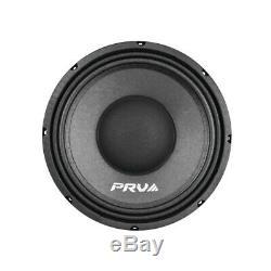 4x PRV Audio 10W650A-4 Mid Range ALTO Car Stereo 10 Speaker 4 ohm 10A PRO 2600W