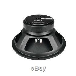 4x PRV Audio 12W750A Mid Range ALTO Car Stereo 12 Speaker 8 ohm 12A PRO 3000W