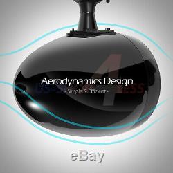 600W Bluetooth Waterproof Stereo Speakers Audio Amp System ATV UTV Polaris CanAM
