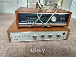 60s Stereo separate System. Metro sound. Eagle international wharfedal speakers
