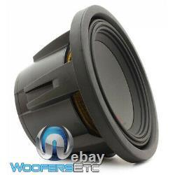 Alpine R-w10d2 10 2250w Woofer Dual 2-ohm Reinforced Subwoofer Bass Speaker New