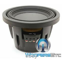 Alpine R-w10d4 10 2250w Woofer Dual 4-ohm Reinforced Subwoofer Bass Speaker New