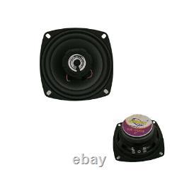 Altoparlante Stereo Auto 300w Cassa Diffusore Audio 2 Vie 4 Pollici Ca-0202