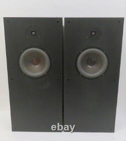 Audio Note AN E/L stereo speakers ideal audio