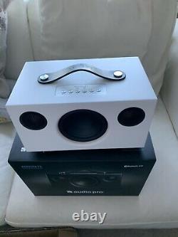 Audio Pro Addon T5 Bluetooth Stereo Wireless Speaker White