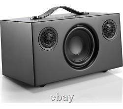 Audio Pro C5 WLAN Multi Room Stereo Speaker Wireless Airplay Black RRP £299