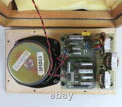 BBC Audiomaster LS3/5a stereo speakers ideal audio