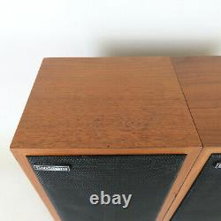 BBC Goodmans LS3/5a stereo speakers ideal audio