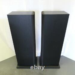 B&W 684 Bowers & Wilkins stereo speakers ideal audio