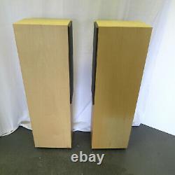 B&W CM7 Bowers & Wilkins 150W stereo speakers ideal audio