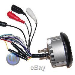Bluetooth Marine Audio Stereo Kit MP3/USB/FM/Ipod Radio+ 4 Speakers + Antenna