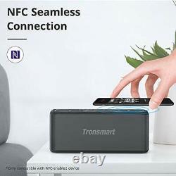 Bluetooth Speaker, Tronsmart Mega Pro 60W Wireless Speaker with Stereo Sound