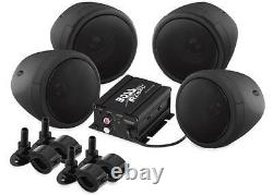 Boss Audio Systems Sound System 3 Blk Bluetooth Mcbk470b Consumer E Stereo Syst