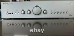 Cambridge Audio Azur 640A V2 Stereo Integrated Amplifier and Speaker cable