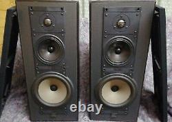 Celestion 11 Tall 120W Standing Stereo Speakers Hifi High End Audio