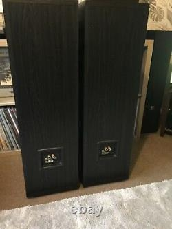 Celestion Impact 30 Floorstanding Stereo Speakers Mid 90s UK Made Massive Sound