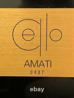 Cello Mark Levinson Amati Pro Reference Speaker Trio Stereo Audio Dynaudio