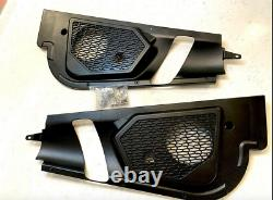 Door Speaker Panel Mounts stereo Audio- Can Am Maverick X3 Max pod