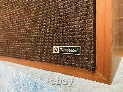 Electro-Voice EV-15 Fifteen stereo 3-WAY Speaker -SERVICED- Vintage Audio