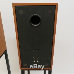 Epos ES11 Stereo Speakers with stands boxed immaculate ideal audio