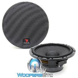 Focal 165 A3 6.5 + 4 3-way Access Component Speakers Mids Tweeters Crossovers