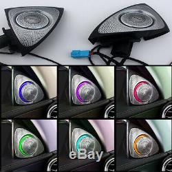 For Benz S Class W222 Front Door Tweeter Speaker Sound Stereo 2014-2017 4Door