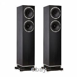 Fyne Audio F501 Stereo Speakers (pair) Black Oak
