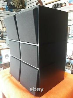 GREAT SOUND Re-Foamed Bang & Olufsen BEOVOX CX100 Stereo Speakers Type 6343 100W