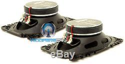 Hertz Dcx-460.3 Car 4 X 6 Audio 2-way Neodymium Tweeters Coaxial Speakers New
