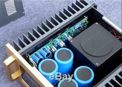 HiFi 460W MOSFET Power Amplifier Home Desktop Stereo Audio Amp for Speakers