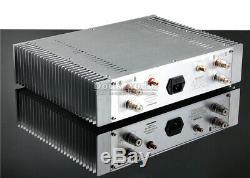 HiFi Stereo Power Amplifier Home Desktop Audio Amp for Speaker 150W+150W