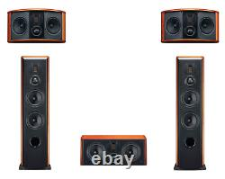 HiVi Swans 5.0 Stereo Sound System Home Theater speaker