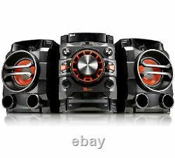 Hi Fi Sound System Powerful Bass 230W Bluetooth FM Radio CD TV Stereo Speakers